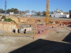 Siga desde nuestra web el estado de las obras iniciadas de 65 viviendas para jóvenes